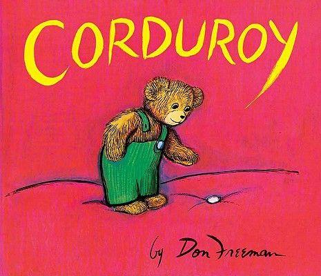Corduroy (Board Book)