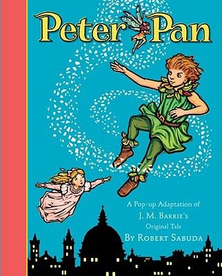 Peter Pan - (Hardcover), books