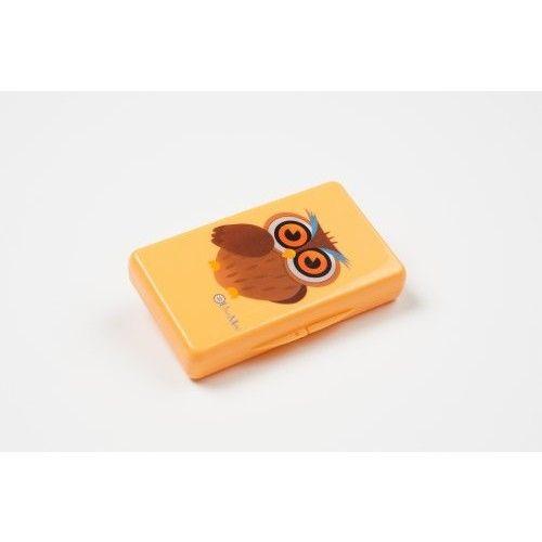 Uber Mom Tissue Box, Orange Owl Color: Orange Owl NewBorn, Kid, Child, Childern, Infant, Baby
