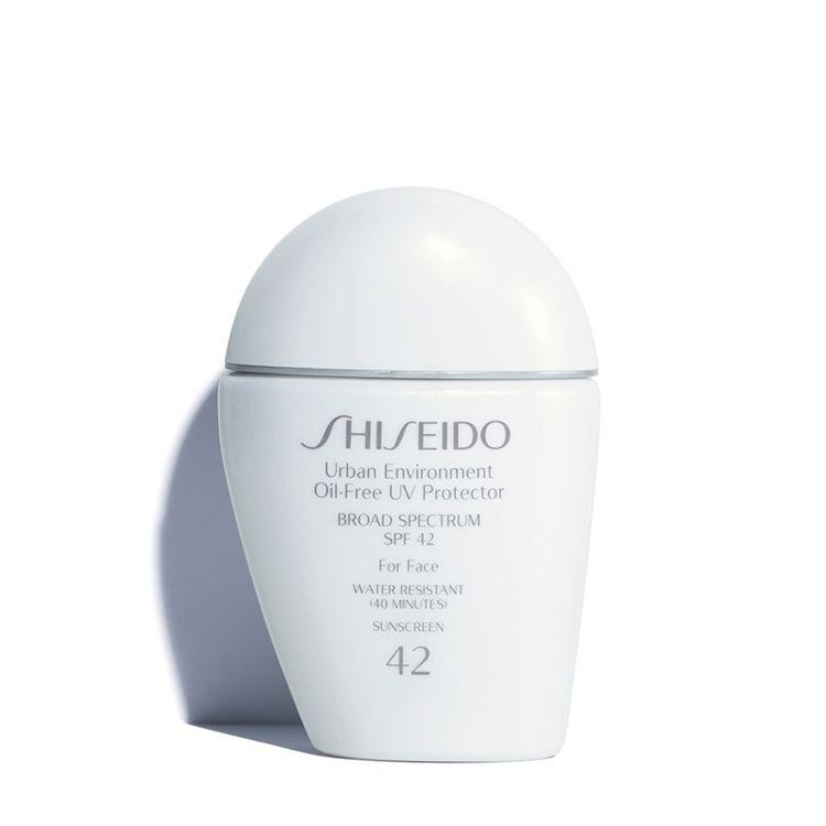 Shiseido Urban Environment Oil-Free UV Protector SPF 42 Sunscreen