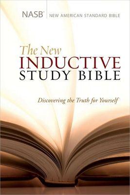 New Inductive Study Bible-NASB - (Hardcover)