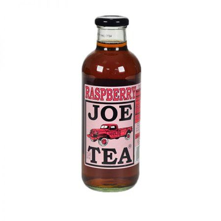 Joe Tea, Raspberry 20 oz (12 count)