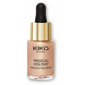 KIKO Milano Online Only Magical Holiday Highlighting Drops