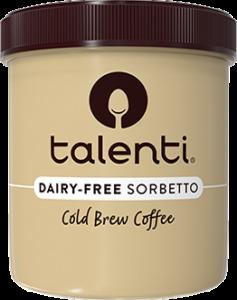 Talenti COLD BREW COFFEE SORBETTO