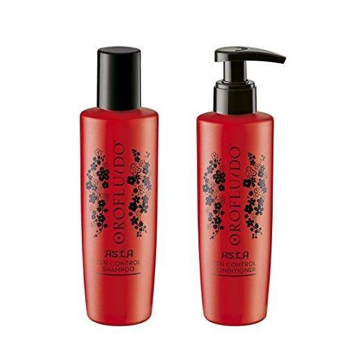 Orofluido Asia Zen Control Shampoo + Conditioner 6.7 oz/200 ml