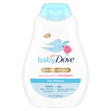 Dove Rich Moisture Hypoallergenic Shampoo