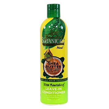 Soft and Beautiful Botanicals Leave-in Conditioner, 12 Ounce