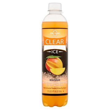 Wal-mart Stores, Inc. Clear American Ice Mango Water Beverage, 17 fl oz