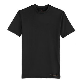 Tommie Copper 2X-Large Men's Recovery Short Sleeve Crew