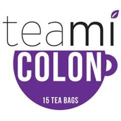 Teami Blends - Natural Colon Cleanse Detox Tea - Helps in Weight Loss - Detoxify, Improves Digestion & Quality of Sleep - Gluten , Soy & Dairy Free - Natural Loose Leaf Tea Blend (15 Tea Bags)