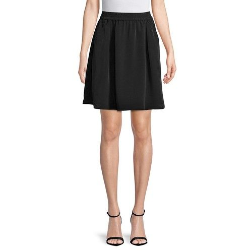 Relaxed A-Line Skirt