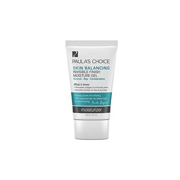 Paula's Choice Skin Balancing Invisible Finish Moisture Gel (60ml) (Pack of 4)