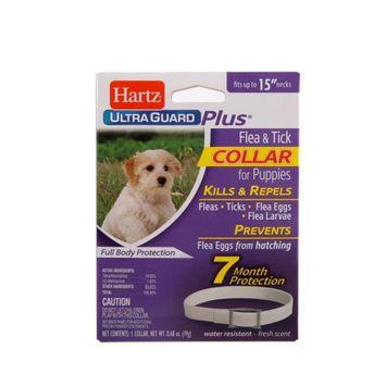 Hartz® UltraGuard Plus® Flea & Tick Collar for Puppies
