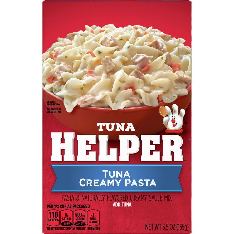 Tuna Helper Tuna Creamy Pasta, 5.5 oz