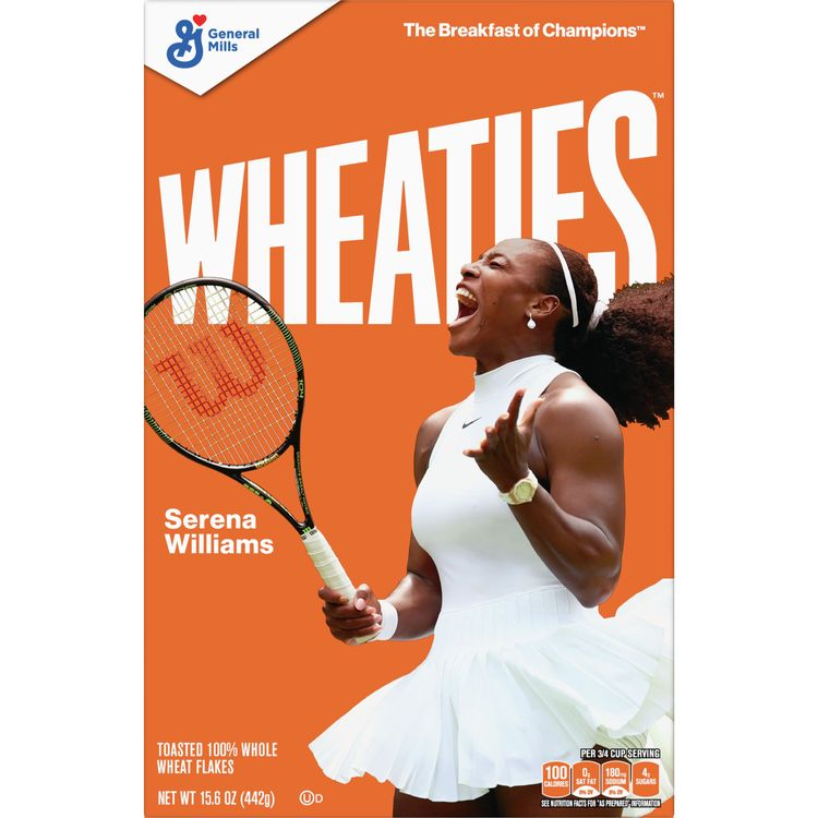 Wheaties, Cereal, with Whole Grain Flakes, 15.6 oz