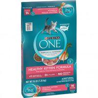 Purina ONE Healthy Kitten Formula Premium Cat Food