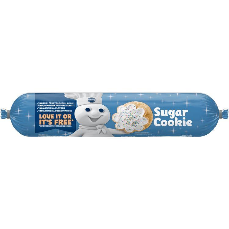 Pillsbury Cookies, Sugar, 16 oz. Bag