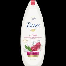 Dove Go Fresh Pomegranate & Lemon Verbena Body Wash