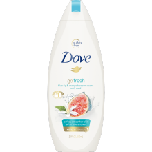 Dove Go Fresh Blue Fig and Orange Blossom Body Wash