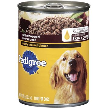 Pedigree With Chopped Liver & Beef Wet Dog Food