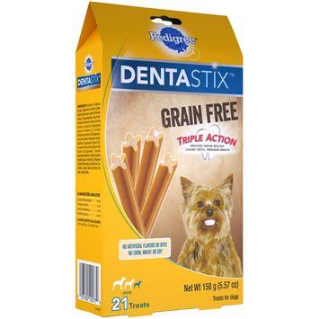 Pedigree® Dentastix™ Grain Free Mini Dog Treats