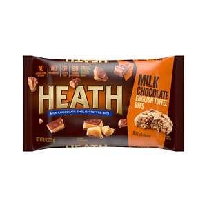 Heath Milk Chocolate Toffee Bits, 8 Oz