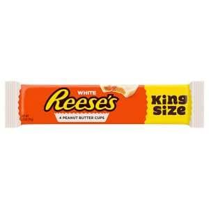 REESE'S White Creme King Size Peanut Butter Cups