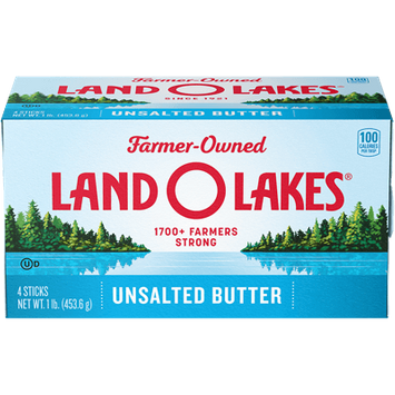 Land O Lakes® Unsalted Butter