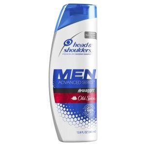 Head & Shoulders Men's Old Spice Swagger Anti-Dandruff Shampoo