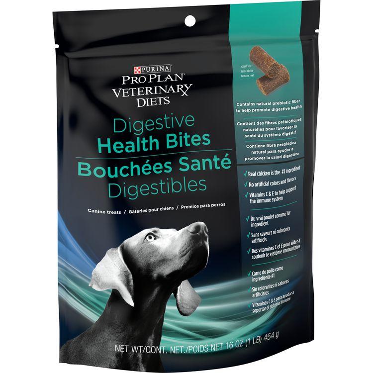 Purina Pro Plan Veterinary Diets Digestive Health Bites Adult Dog Treats