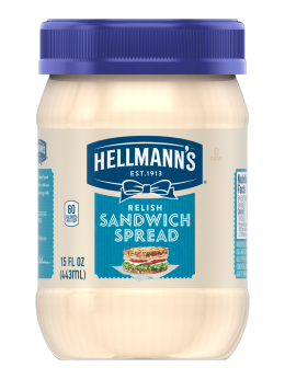 Hellmann's Relish Sandwich Spread