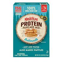 Krusteaz Buttermilk Protein Pancake Mix (57 oz.)
