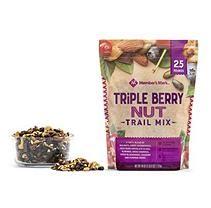Member's Mark Triple Berry Nut Trail Mix (2.5 lbs.)