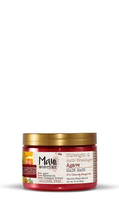 Maui Moisture Strength & Anti-breakage + Agave Hair Mask