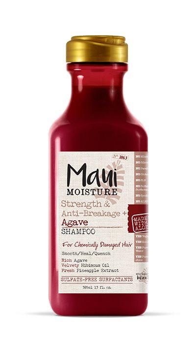 Maui Moisture Strength & Anti-breakage + Agave Shampoo