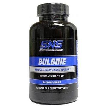 Bulbine Nattural Testosterone Booster 60 Capsule