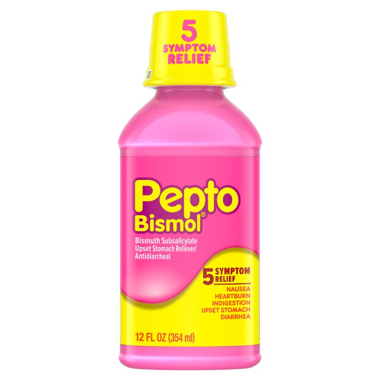 Pepto-Bismol Original Liquid