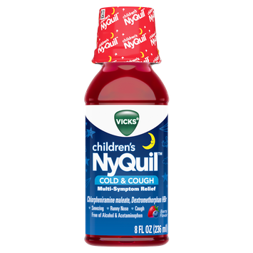 Vicks® Children's NyQuil™ Cold & Cough Medicine