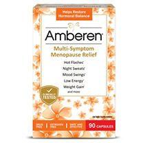 Amberen Multi-Symptom Menopause Relief, 90 Capsules