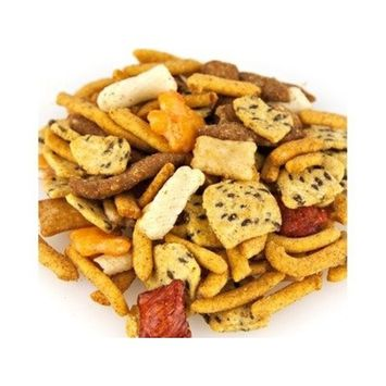 Snack and Trail Mixes (Mexican Taco Snack Mix, 1 LB)