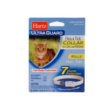 Hartz® UltraGuard® Flea & Tick Collar for Cats and Kittens