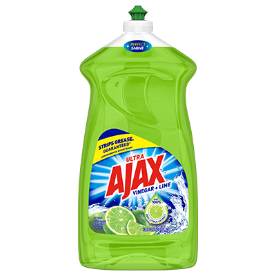Ajax® Ultra Triple Action Vinegar and Lime