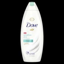 Dove Sensitive Skin Body Wash