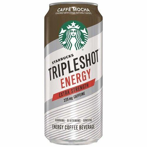 Starbucks Tripleshot, Café Mocha, 15Ounce Cans, 12 Count []