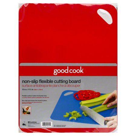 Good Cook 10111 11.5 x 15 in. Flexible Cutting Board