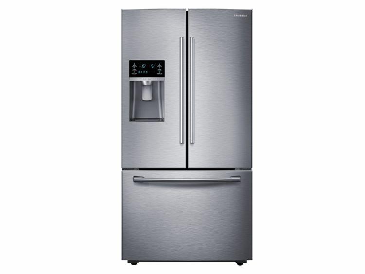 Samsung 23 cu. ft. French Door Refrigerator in Stainless Steel