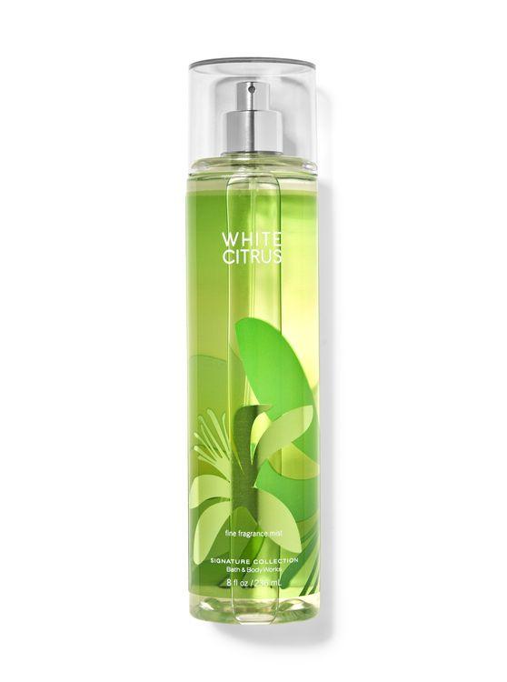 Bath & Body Works White Citrus Fine Fragrance Mist