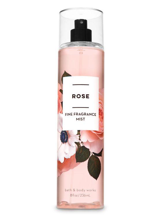 Bath & Body Works Rose Fine Fragrance Mist