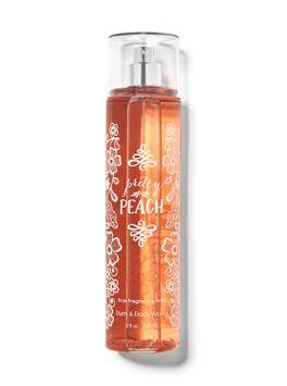Bath & Body Works Pretty as a Peach Fine Fragrance Mist