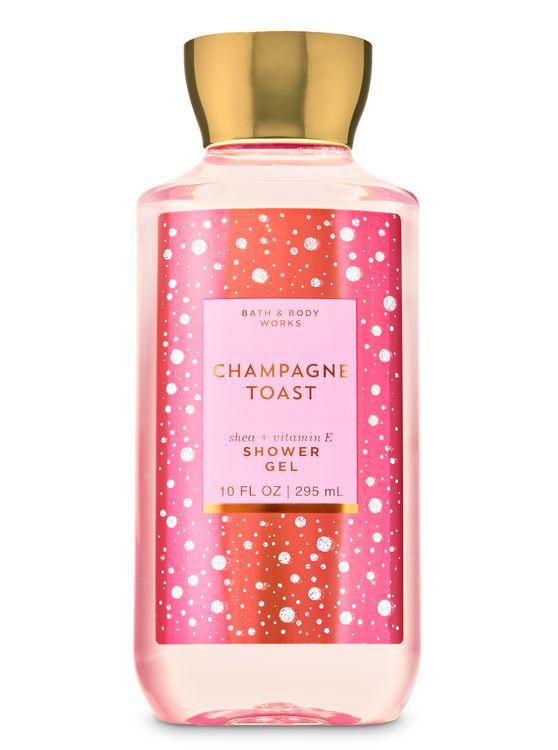 Bath & Body Works Champagne Toast Shower Gel